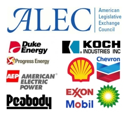 Koch Alec State Policy Network Big Oil And Coal Gang Up