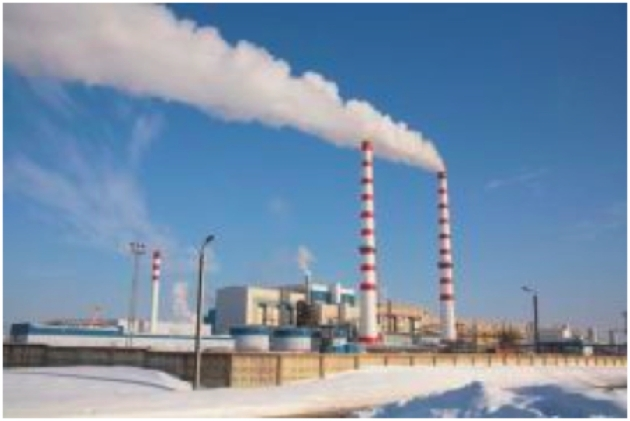 Photo of Narva Power Plant. Source: The Baltic Course