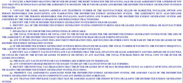 Nevada Minority Floor Leader's Bill Appears to Borrow Content from Arizona's Pinnacle West Legislation